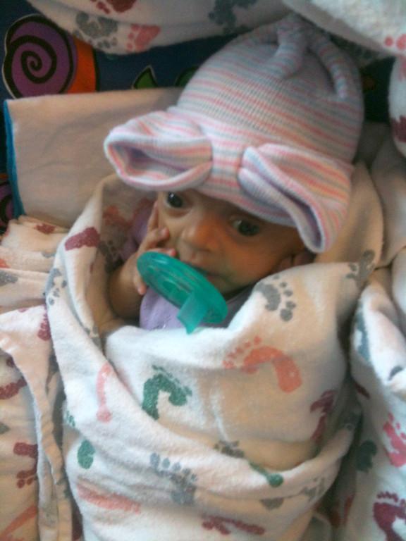 Misty Jackson Miller, Plano Prematurity, Premature Baby