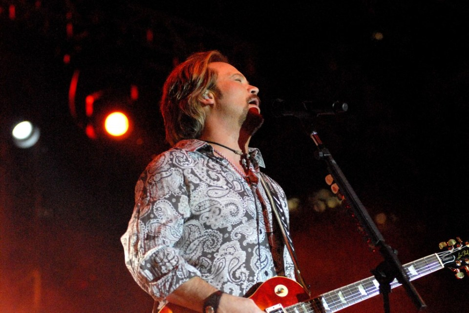 Travis Tritt country musician