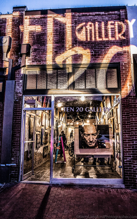 Ten 20 Gallery, Downtown Plano, Plano Profile Magazine