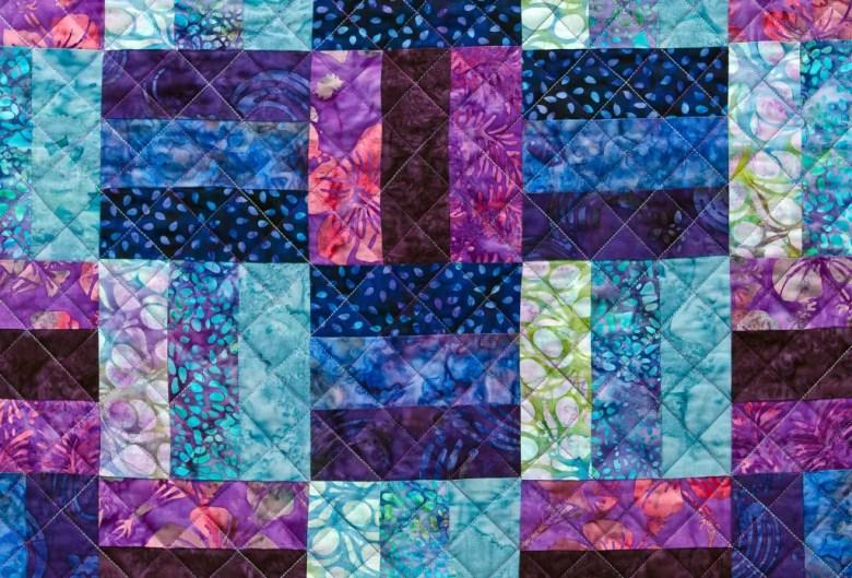 quilt patch colorful
