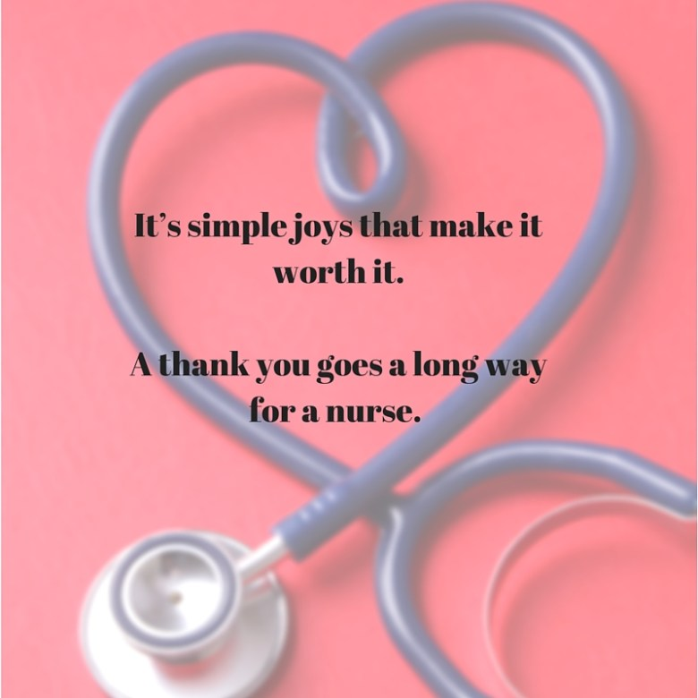 National nurse week Plano Profile anonymous nurse week confessions stethoscope on red background