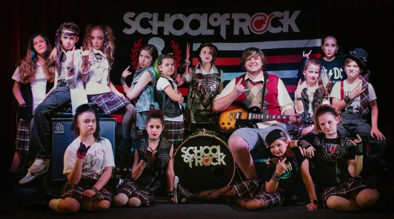 School of Rock Cast