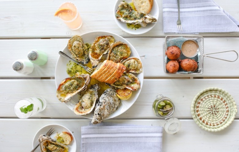 Chargrilled-Oyster Hookline