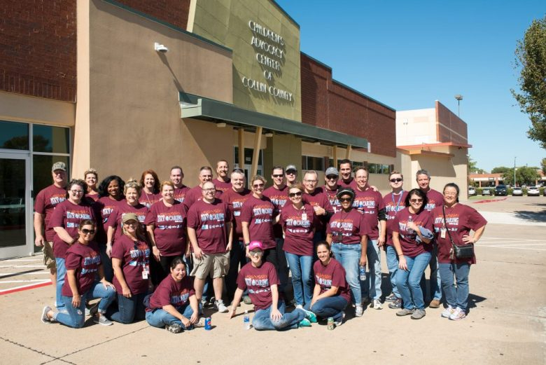 Frito-Lay and PepsiCo United Way Day of Caring