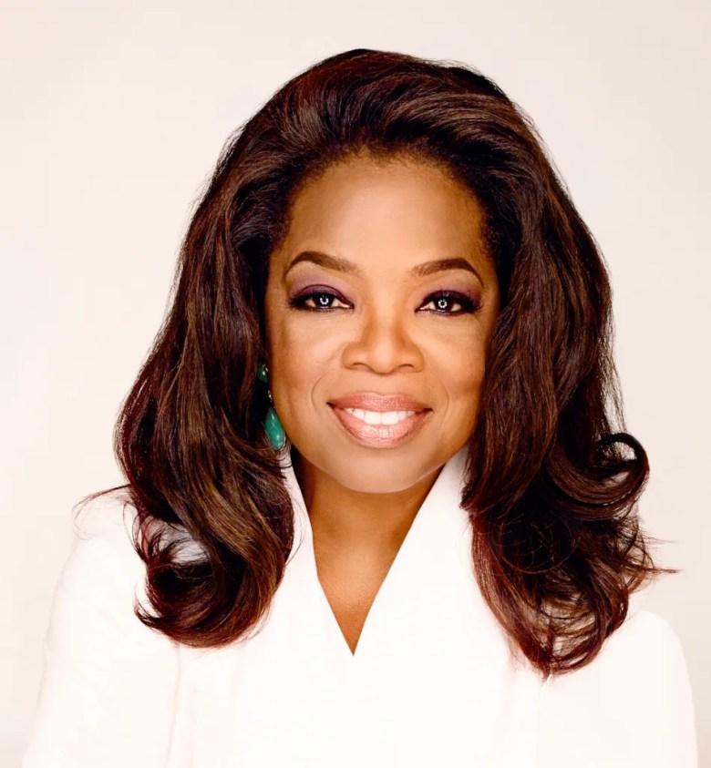 Oprah Winfrey plano feed just one gala minnie's food pantry cheryl action jackson