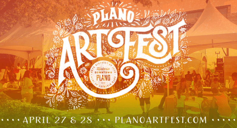 Plano ArtFest, downtown Plano Arts District