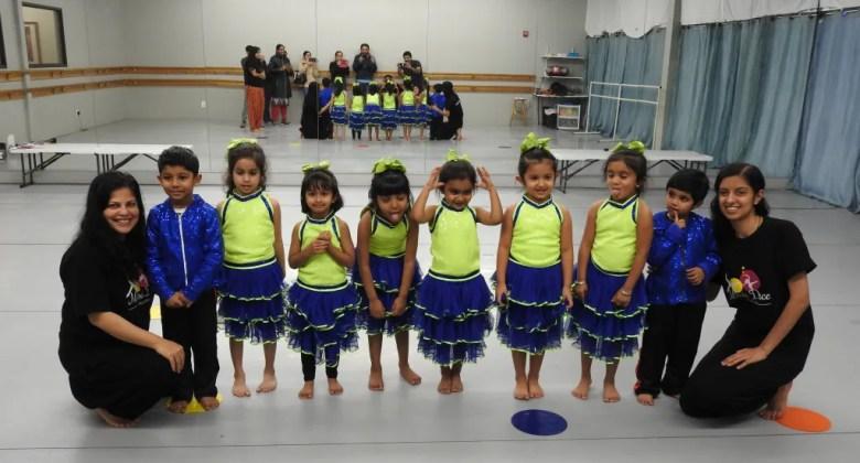 Madhu Peshwani, Masti Dance Academy, Haun Elementary, Crazy Cuties