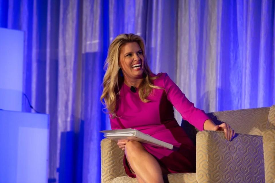 Lauren Przybyl, Fox 4 Good Day anchor, plano profile, women in business summit