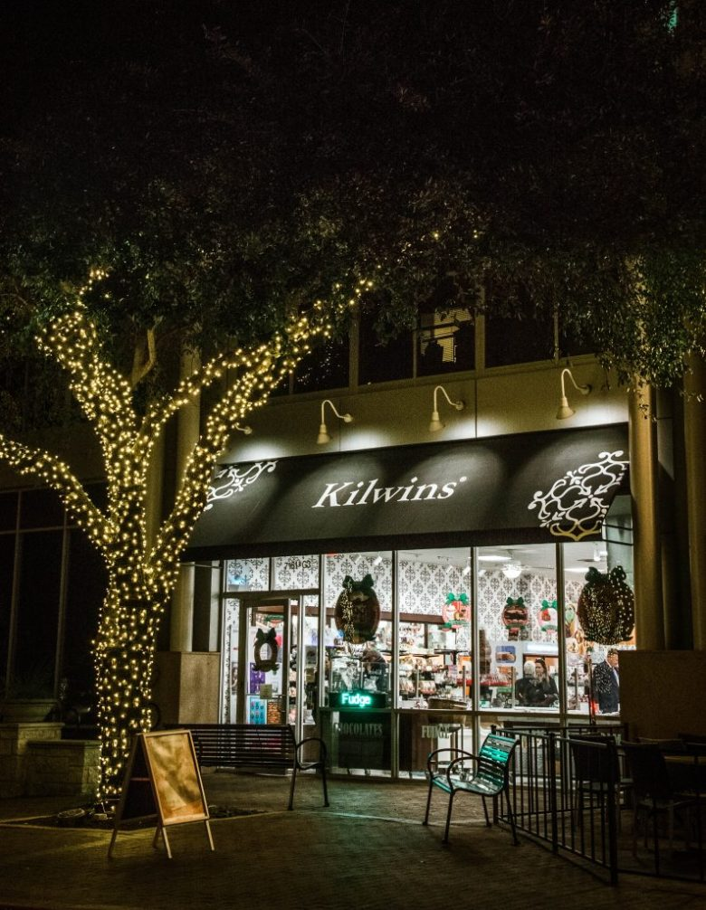 Kilwins, The Shops at Legacy, Chocolate