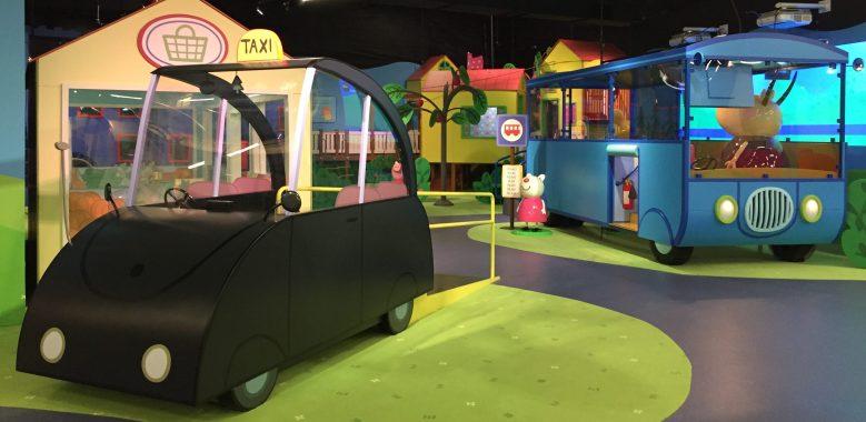 Peppa Pig World of Play, Grapevine Mills