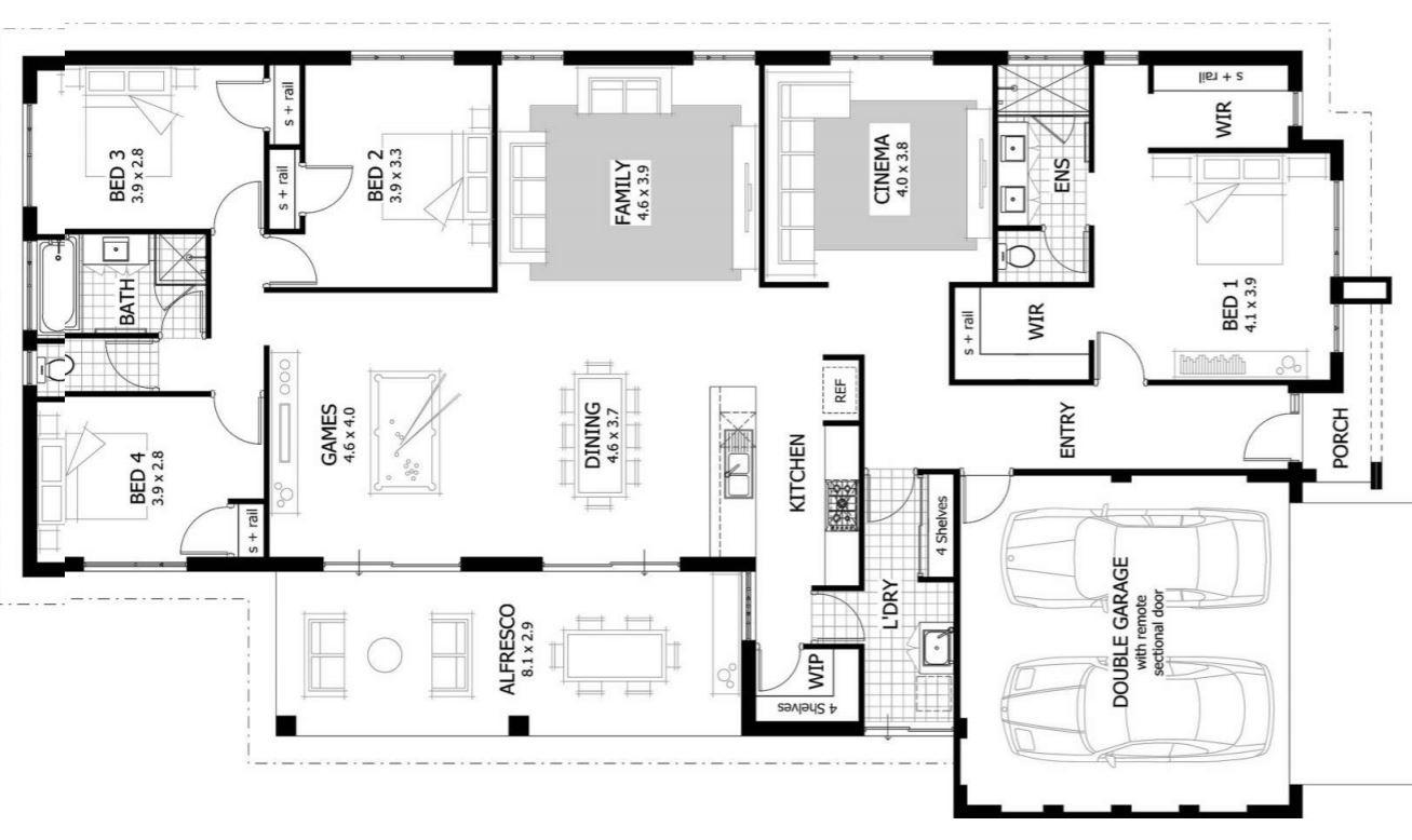 Planos De Casas En Usa