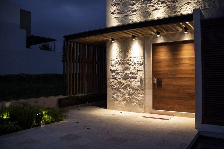 16 fachadas de casas con piedras planos y fachadas - Piedra para fachadas de casas ...