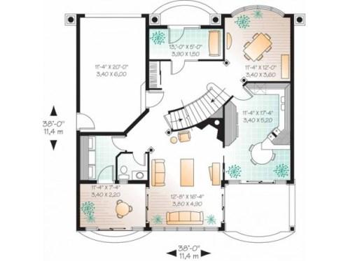 planos de casas modernas gratis16