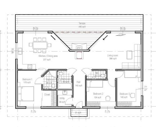 planos de casas modernas gratis8