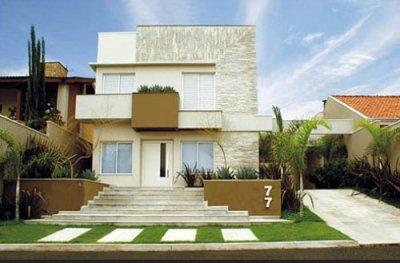 Imágenes de fachadas de casas bonitas (10)