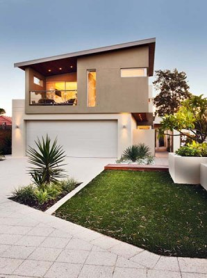 Imágenes de fachadas de casas bonitas (15)