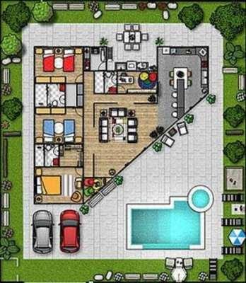 planos-de-casas-modernas-de-3-dormitorios-22