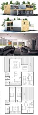 planos-de-casas-modernas-de-3-dormitorios-27