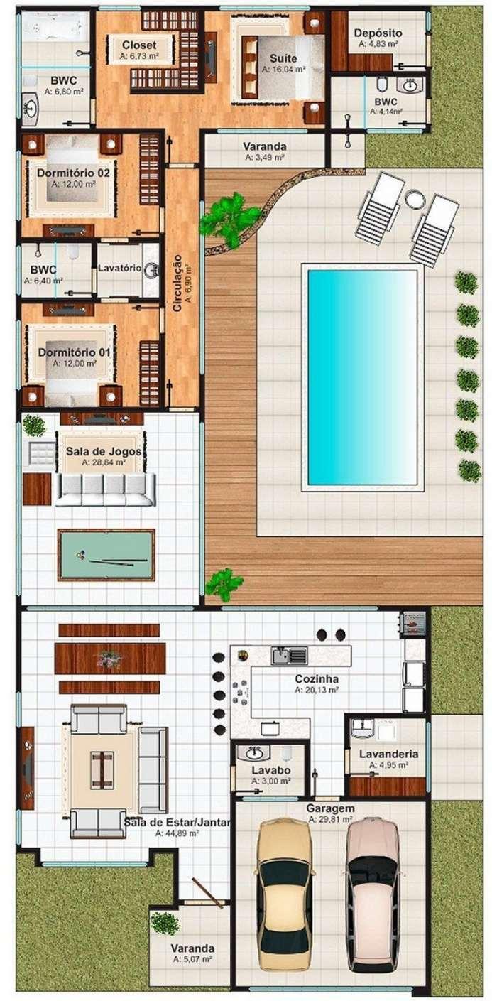 Planos de casas peque as de dos plantas planos y for Planta de casa de dos pisos