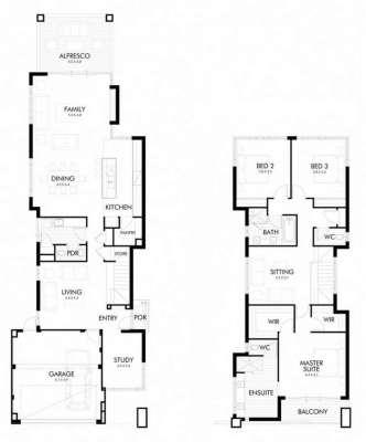 planos-de-casas-pequenas-de-dos-plantas-56