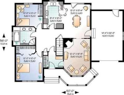 planos-de-casas-pequenas-de-un-piso-81