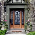 Replace front Door