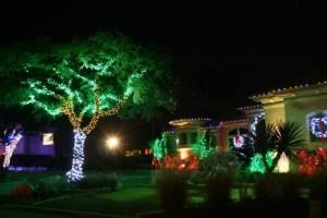 Exterior Christmas Decorating Ideas