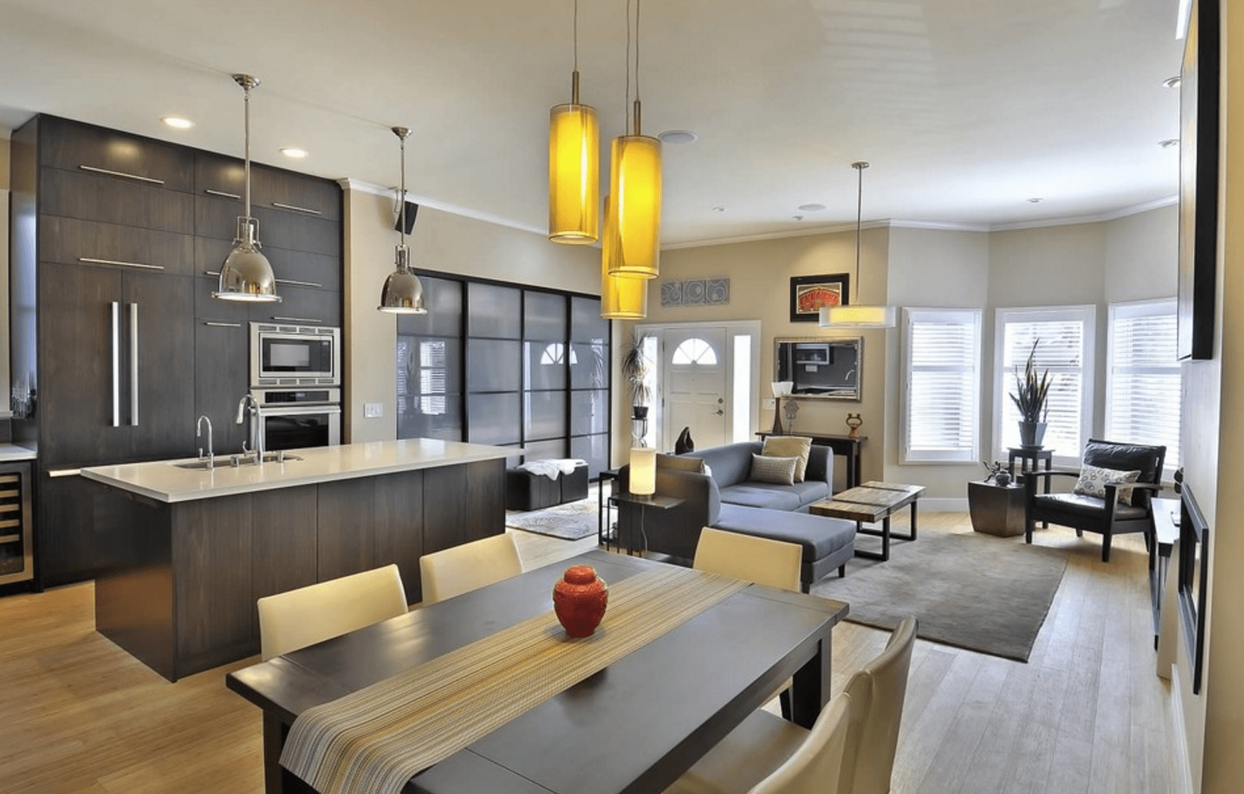 Open Floor Plans Trend For Modern Living Plano Texas