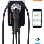 Electric car charging station for Home