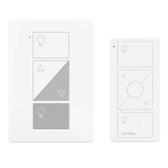 Lutron Caséta Wireless Plug-In Lamp Dimmer with Remote Image
