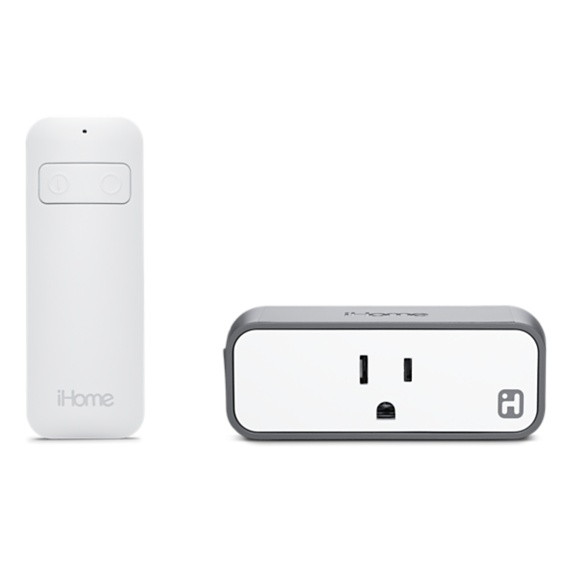 iHome | control iSP8 SmartPlug with Remote Control Image