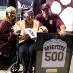 Coach Rob 500th Career Win