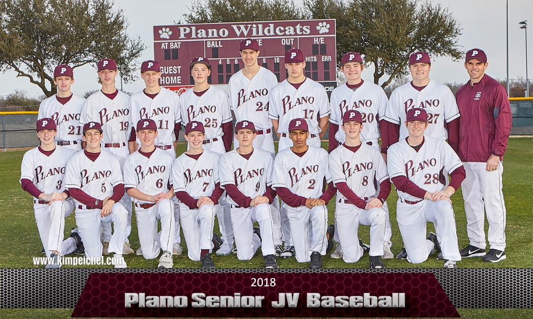Plano Baseball JV 2018 – Plano Wildcats Baseball