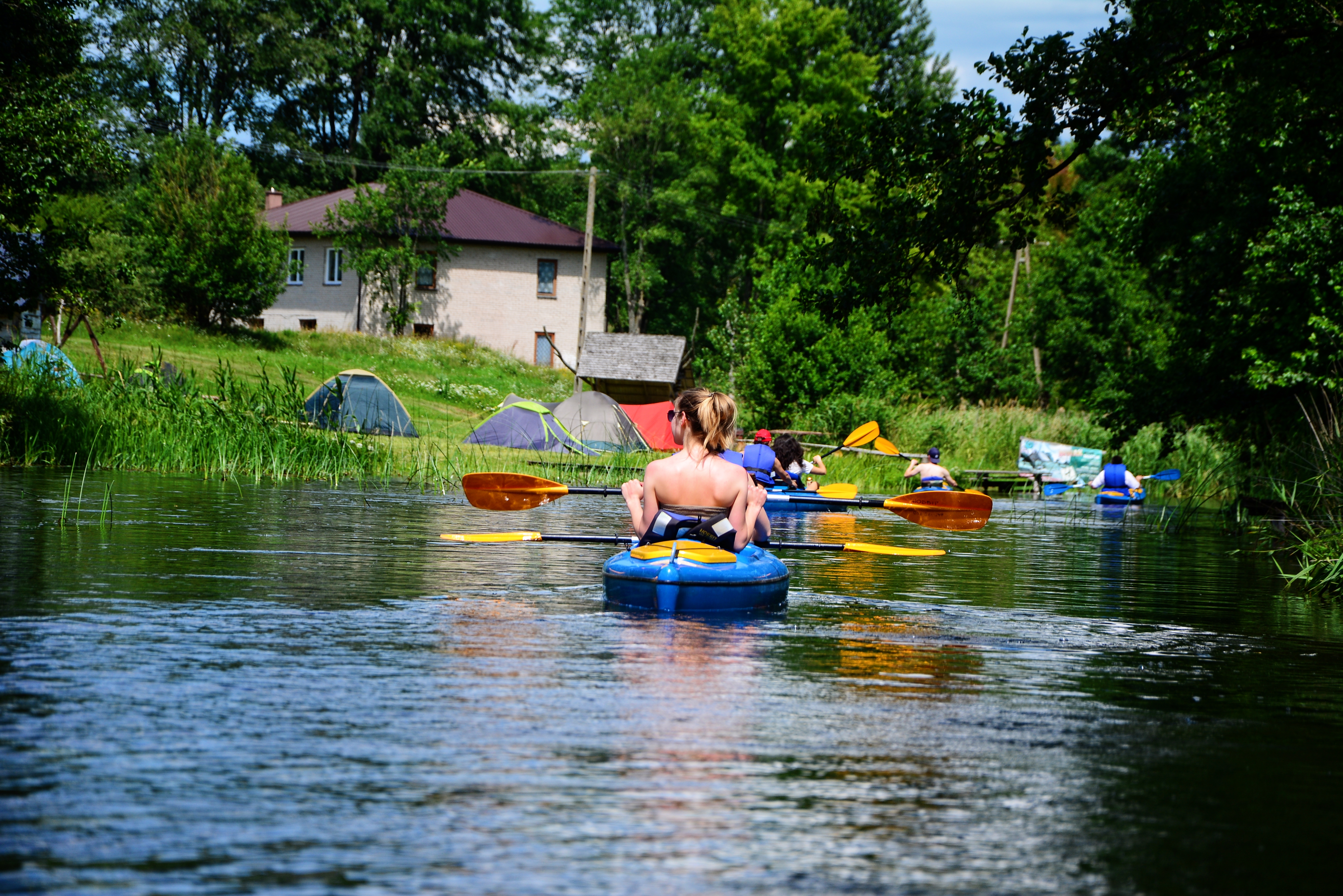 kayaking in poland how much holidays in poland cost