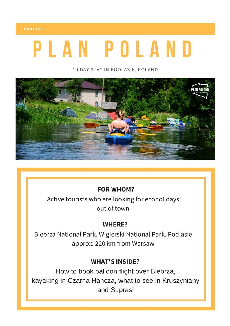 Plan Poland Personalized Travel Plan