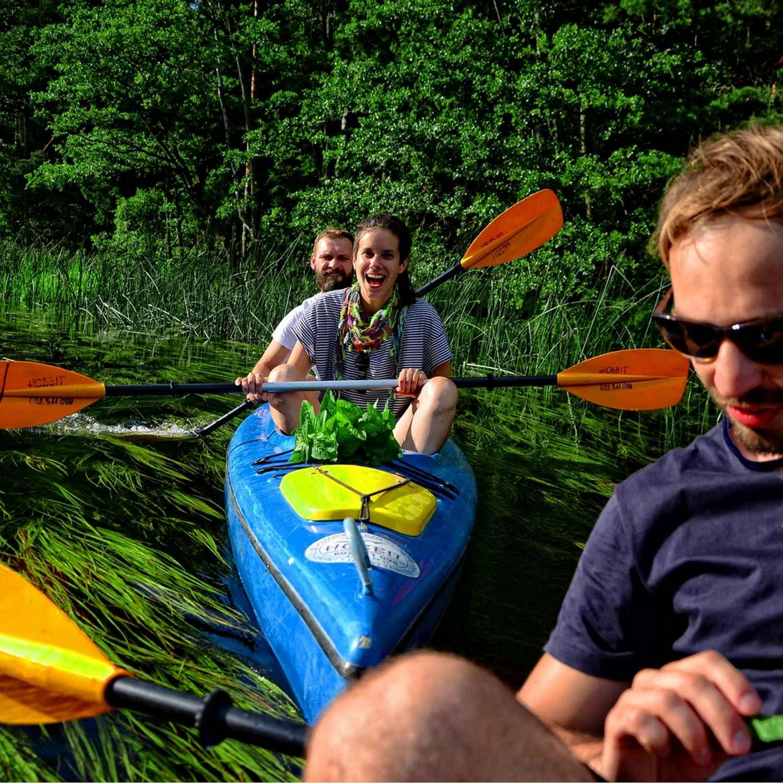 plan poland kayaking