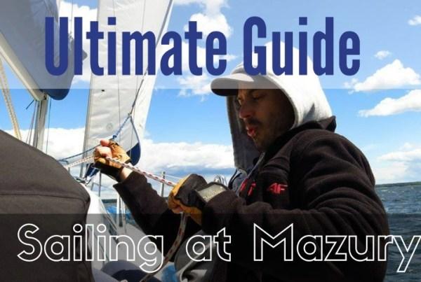 Sailing mazury ultimate guide polish lakeside