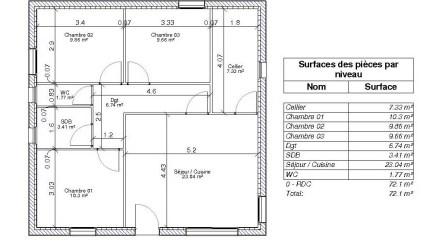 Comment Calculer La Surface Habitable Pour Une Maison