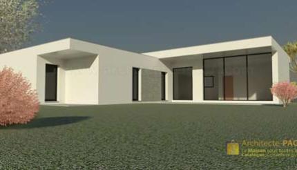 plan de maison 111-www.architecte-paca.com
