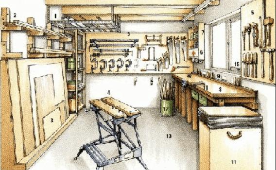 Woodworking artist imp of wprkshop 1