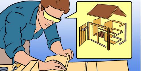 Woodworker 7 Steps