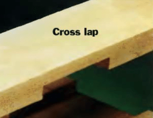 Cross lap 1