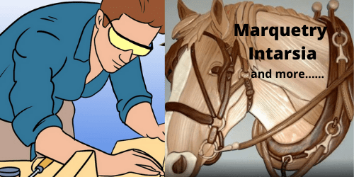 Woodworker Marquetry