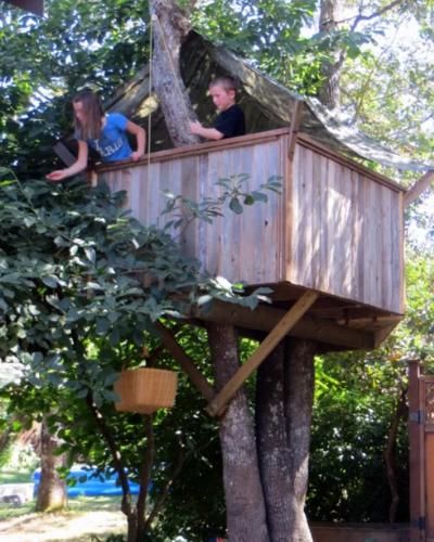 Tree house 2