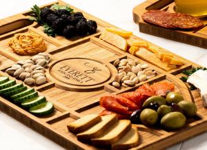 Food plank