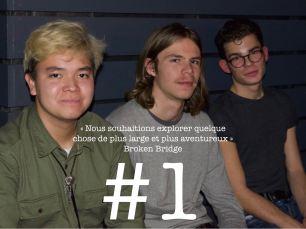 L'article le plus lu sur PLANS CULTES en 2018 est l'interview du groupe de garage rock Broken Bridge, réalisée peu avant le concert du trio aux Docks de Lausanne le 28 novembre. Lire l'article