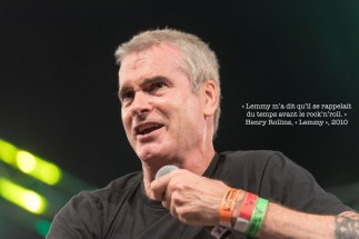 Henry Rollins. Wikimedia commons