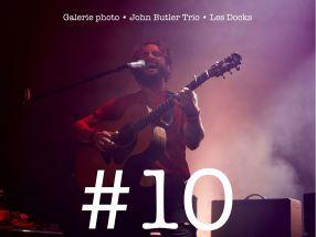 John Butler a présenté son dernier album aux Docks de Lausanne samedi 3 novembre. La galerie du concert est la dixième publication la plus consultée sur PLANS CULTES en 2018. Voir la galerie complète