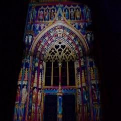 Lausanne Lumières 2019, Cathédrale de Lausanne © David Trotta