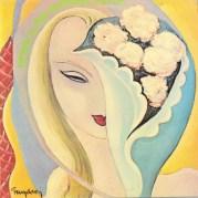 """Eric Clapton, encore. Mais cette fois-ci en groupe, avec Derek and the Dominos. Le 9 novembre, il sort peut-être son plus célèbre morceau : Layla, sur l'album """"Layla and Other Assorted Love Songs""""."""